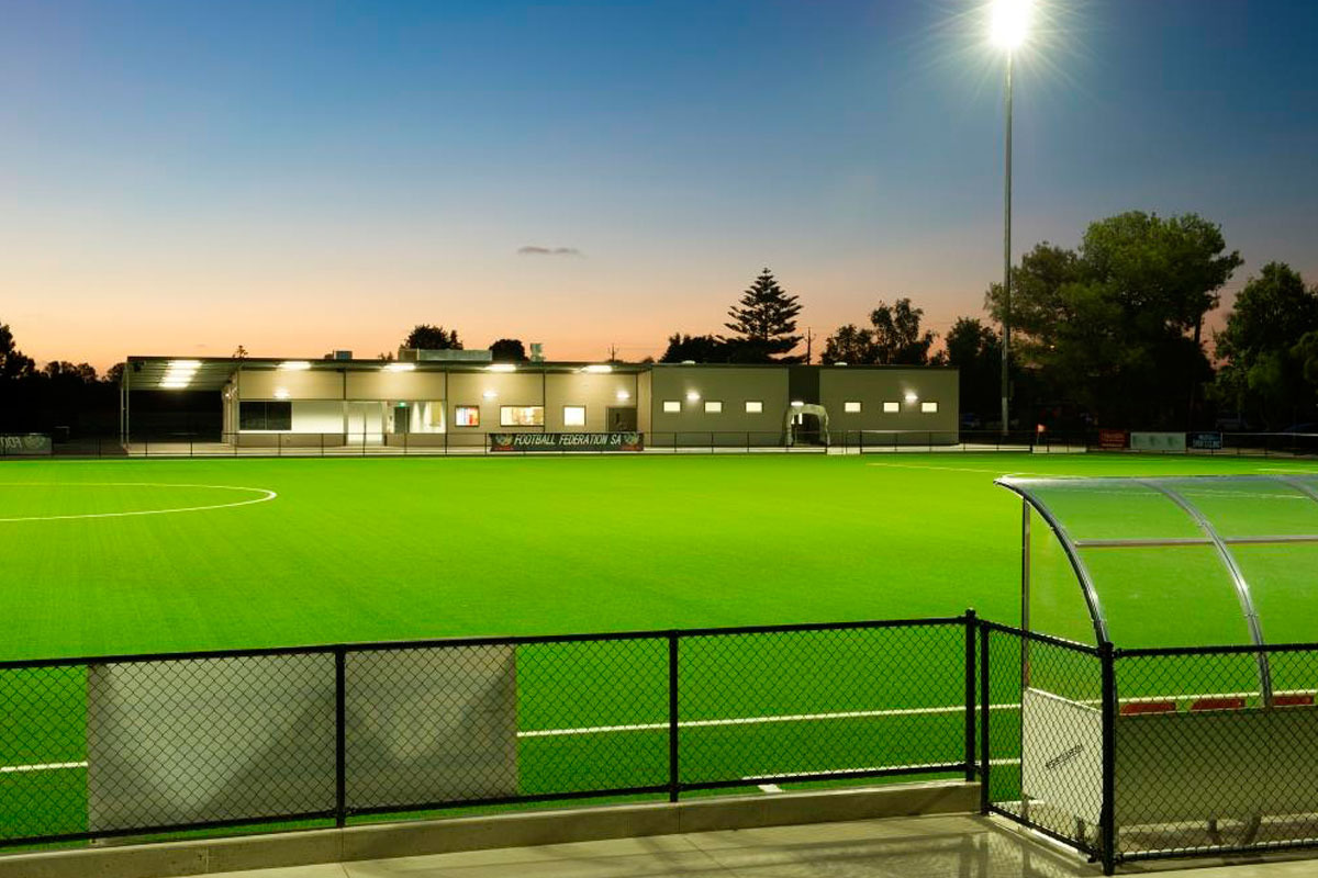 Adelaide Shores Football Centre - Facilities Page