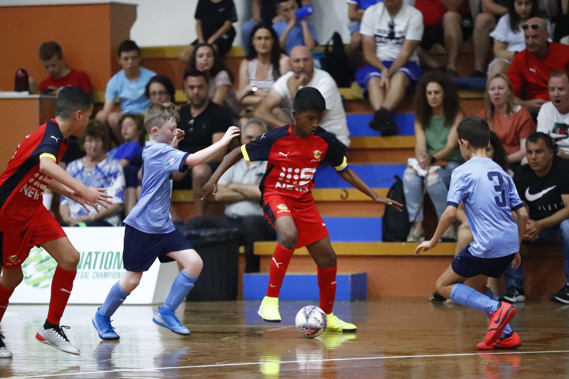 Futsal 2020