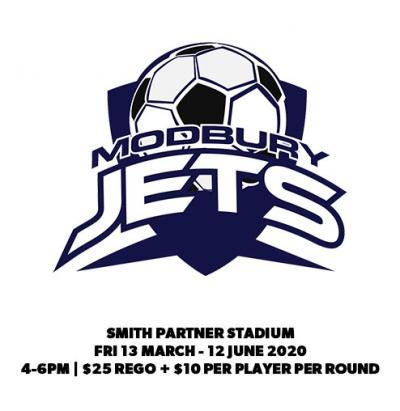Modbury Jets WF Comp