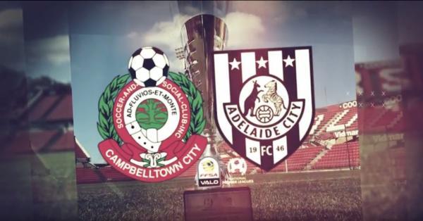 NPL Grand Final Promo - Campbelltown City v Adelaide City