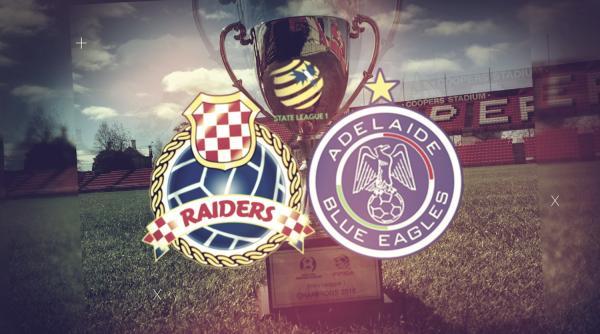 State League 1 Grand Final Promo - Adelaide Raiders v Adelaide Blue Eagles