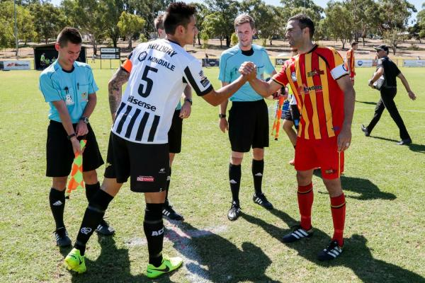 NPL SA Preliminary Final Preview - Adelaide City v MetroStars