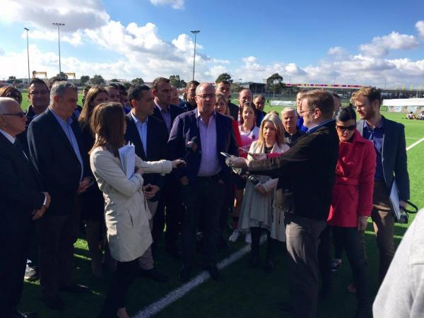 $10 million Granted to Support Football Facilities in SA