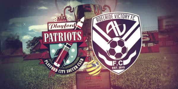State League 2 Grand Final Promo - Playford Patriots v Adelaide Victory