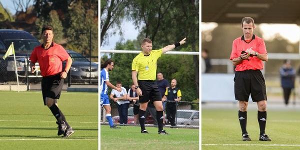 NPL SA Referees Pass Milestone