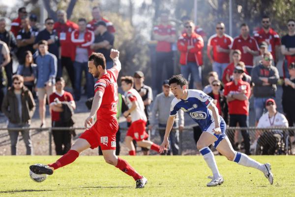 National Premier Leagues Finals Series: Campbelltown City vs Lions FC