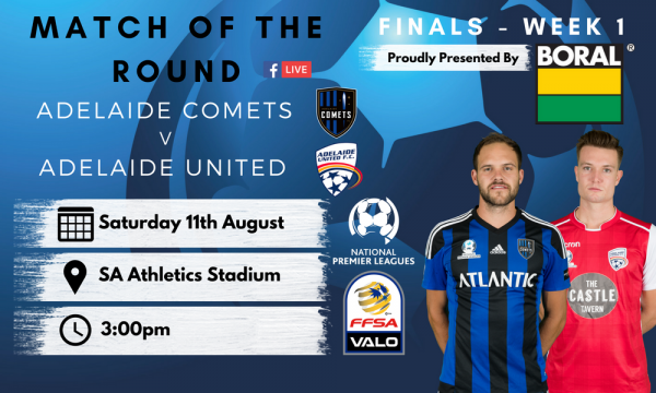 FFSA TV - Live Stream Image - Finals Week 1
