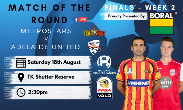 FFSA TV - Live Stream Image - Finals Week 2