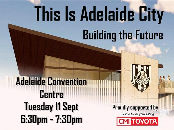 This Is Adelaide City