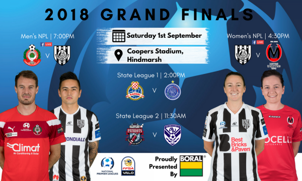 FFSA TV - Live Stream Image - Grand Finals