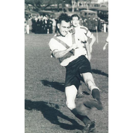 Malcolm Dunbar