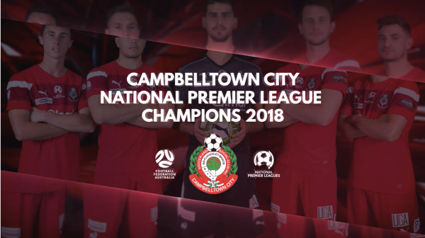 Campbelltown City - NPL Champions 2018