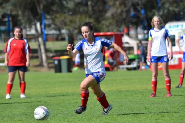 Mikayla Eastwood - a young, bright footballer taken from us too soon