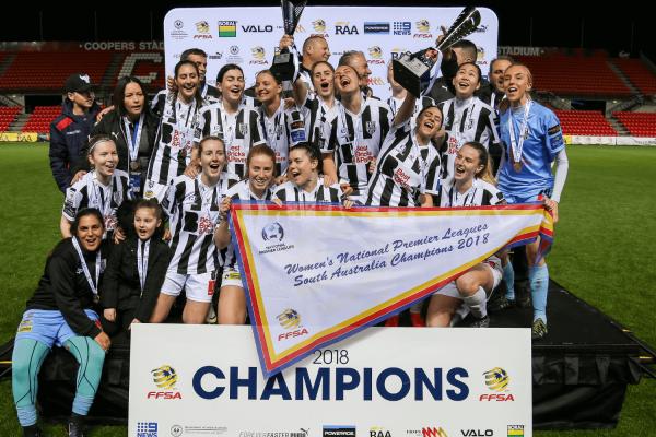 Women's National Premier LeagueSeason Calendar for 2019
