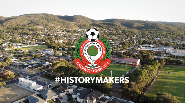 #HistoryMakers Episode 1 - Campbelltown City