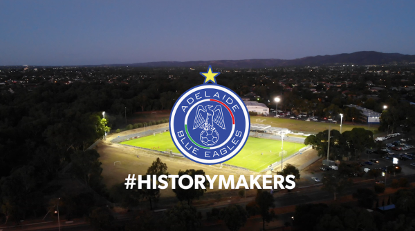 #HistoryMakers Episode 2 - Adelaide Blue Eagles