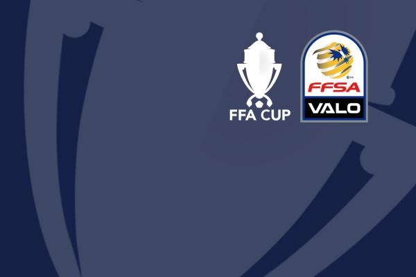 FFA Cup South Australia Qualifying - Semi Final Draw