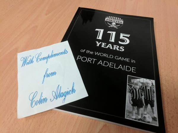 Port Adelaide Book
