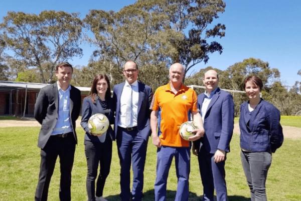 Liberals commit $2million to support Sturt Lions Football Club