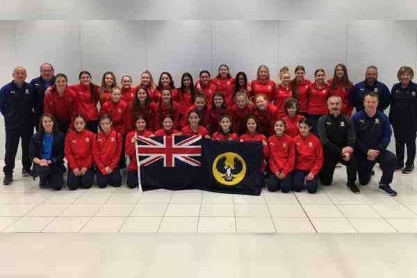 Girls Nationals 2019