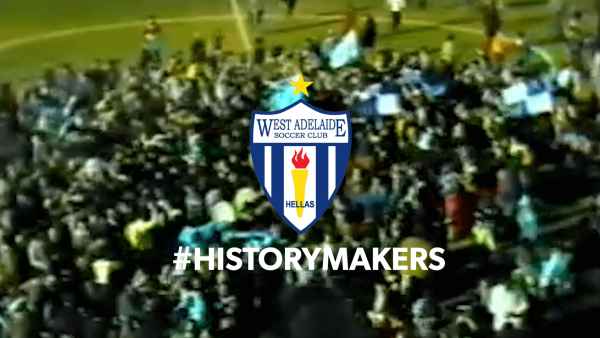 #HistoryMakers Episode 10 | West Adelaide SC