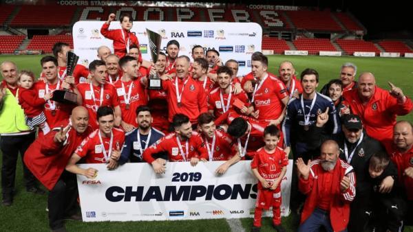 Campbelltown City - NPL Champions