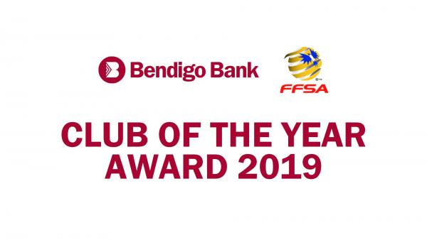 Bendigo Bank Club of the Year