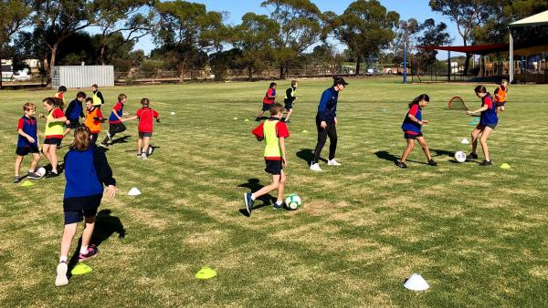 Football In Schools