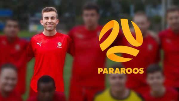 Taylor Harvey Pararoos