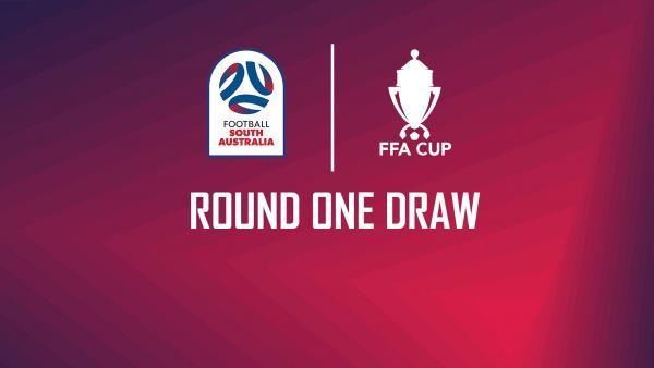 FFA CUP ROUND ONE DRAW