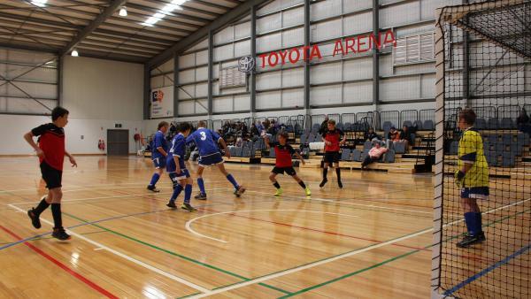 Riverland Futsal